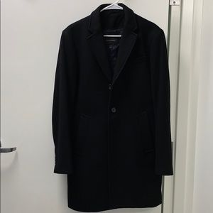 Like New Small Banana Republic Wool Peacoat